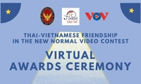 LIVE การประกวดคลิปวีดีทัศน์ Thai-Vietnamese Friendship in the New Normal Contest
