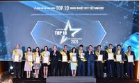 Top 10 สถานประกอบการด้านเทคโนโลยีสารสนเทศเวียดนามปี 2021