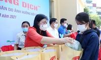กรุงฮานอยปฏิบัติมาตรการช่วยเหลือหลังเกิดการแพร่ระบาดของโควิดอย่างคล่องตัว
