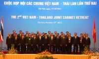 Thai media spotlights Vietnam-Thailand joint cabinet retreat