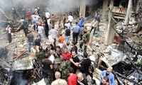 50 Soldiers killed in Syrian car bombing