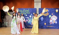 Vietnam language, culture highlighted at Int'l Language Festival