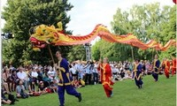 Vietnamese cultural festival in Germany