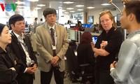 VOV delegation visits DW and Reuters