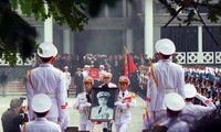 World media covers General Vo Nguyen Giap's funeral