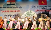 Vietnam-India People's Friendship Festival begins