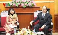 Vietnam praises UNDP assistance