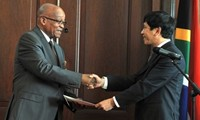 Vietnam to promote the ASEAN, South Africa co-operation