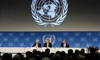 Syrian groups sit down for Geneva II conference