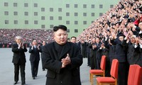DPRK launches missiles into sea