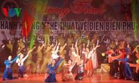 Art exchange celebrating Dien Bien Phu victory arrives in Son La province