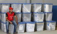 Iraq Election Commission withdraws resignation