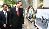 Activities held to mark 60th anniversary of Dien Bien Phu victory