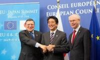 EU, Japan boost cooperation