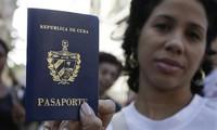 Cuba partially resumes consular activities in US
