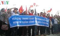China's illegal oil rig placement detrimental to regional peace