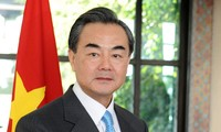 Chinese Foreign Minister visits South Korea