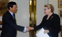 Vietnam-Australia legislative co-operation enhances