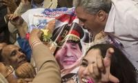 Abdel Fatah al-Sisi wins Egypt presidential election