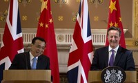 UK, China sign several co-operation agreements