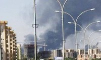 Libya: heavy fighting between militias at Tripoli international airport