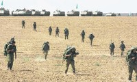 Israel begins its ground offensive in Gaza
