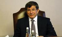 Turkish foreign minister named new prime minister
