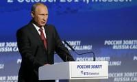 Vladimir Putin: factors keeping Russian economy stable remain strong