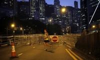 Hong Kong government cancels student talks