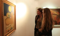 Vietnamese lacquer paintings promoted in UK
