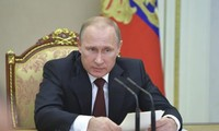 Putin says Russia is not isolated