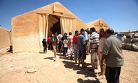 EU aids Syrian refugees