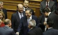 Greek parliament passes 2015 state budget plan