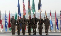 NATO officially ends Afghanistan mission
