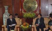 Cao Bang province enhances ties with China's Guangxi