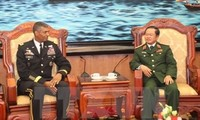 US Army Pacific Commanding General visits Vietnam