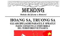 Publication in Italian spotlights Vietnam's Spratly, Paracel sovereignty