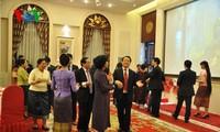 Vietnamese, Lao embassies gather in Beijing