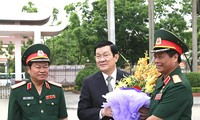 President Truong Tan Sang: Vietnam's sovereignty, territorial integrity is inviolable