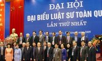 Vietnamese lawyers convene 2nd national congress