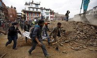 Families of those killed in Nepal quake receive 1,000 USD each