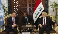 UN calls for support for Iraqi Prime Minister's reforms