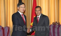 Vietnamese Ambassador to East Timor presents credentials