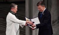 Manuel Santos: Colombia's peace dea, a model for Syria, Yemen, South Sudan