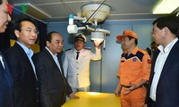 Maritime Search and Rescue Coordination Center praised for effective operation