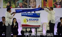 Philippines calls for consolidated ASEAN solidarity