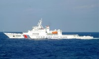 Chinese ships spotted near disputed islands with Japan