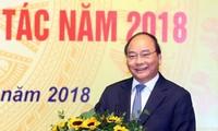 Prime Minister underlines Vietnam's achievements in 2017