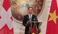 Vietnam mission in Geneva holds spring gathering