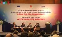 EVFTA, EVIPA open tremendous opportunities for Vietnam, EU businesses